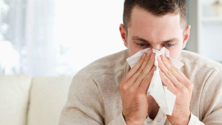 alergias ao pó